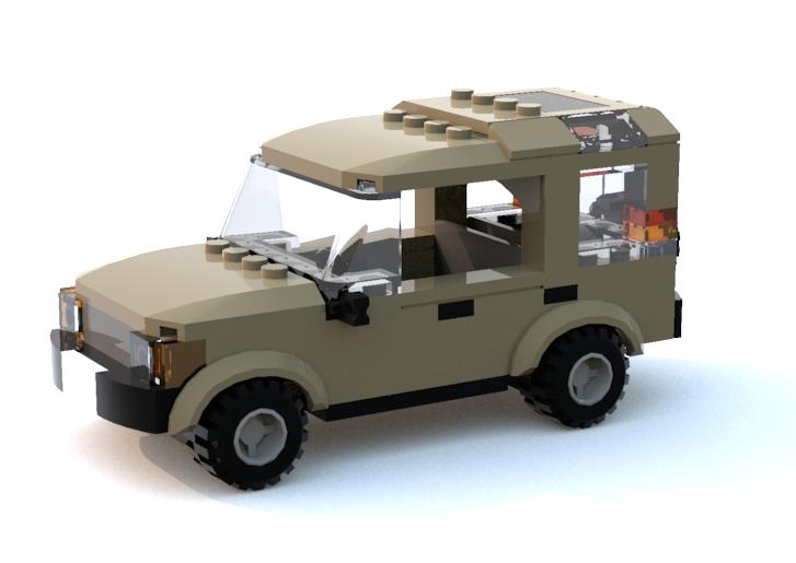 Car | BrickGuider.com