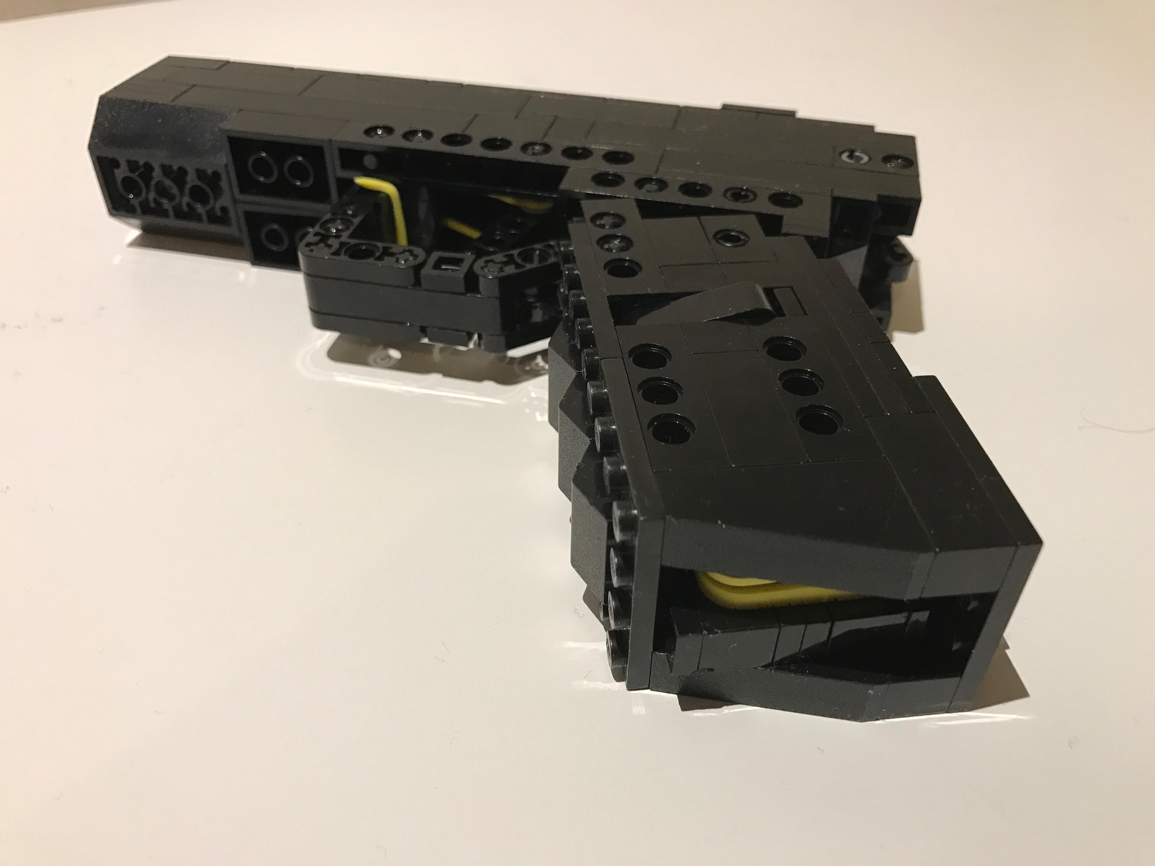 Instructions pdf gun lego
